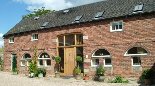 Cottages with hot tubs Ashbourne
