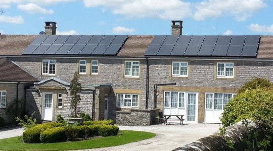 Derbyshire Holiday Cottages at Paddock House Farm Holiday Cottages