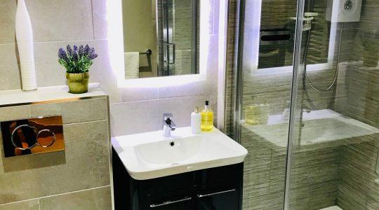 Daisy modern bathroom