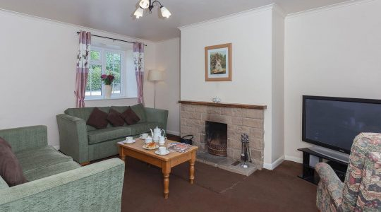 Ash Cottage 3 bedroom Lounge Paddock House Farm Holiday Cottages